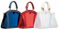 Капсульная летняя коллекция прозрачных сумок Coccinelle