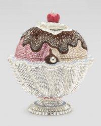 Минодьер-мороженое Judith Leiber