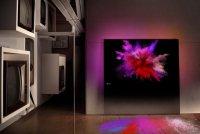 Новый телевизор от Philips - легкий как перышко