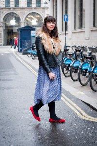 Street style Лондона: что носят модники весной?