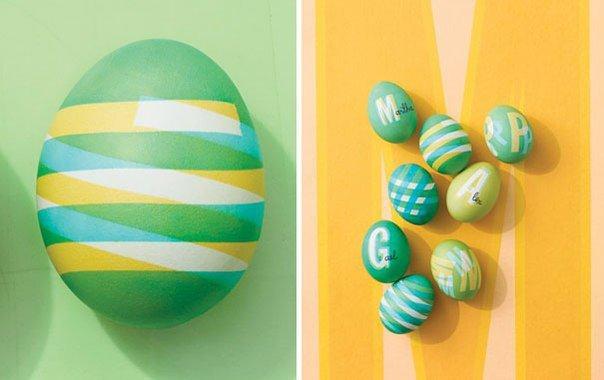 Пасхальные крашенки: оригинальные способы покраски яиц