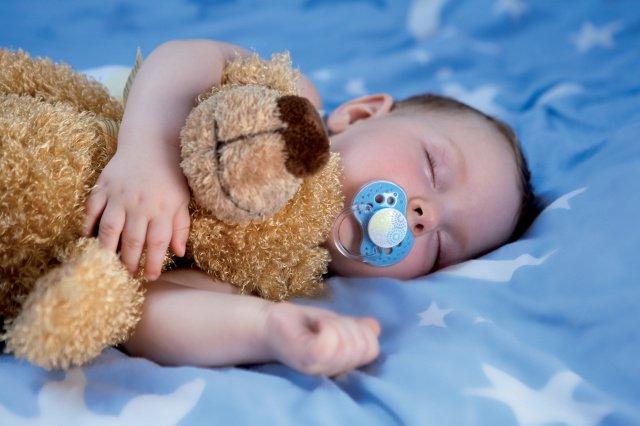Что значит пустышка для младенца?
