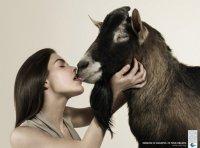 Провокационная антитабачная реклама во Франции