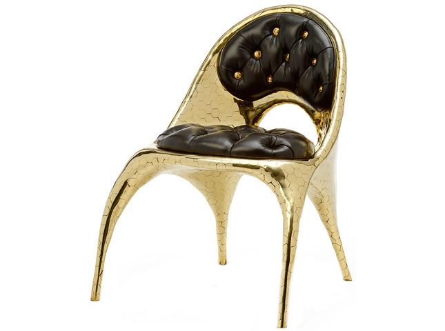 Коллекция мебели для дома братьев Хаас для Versace Home