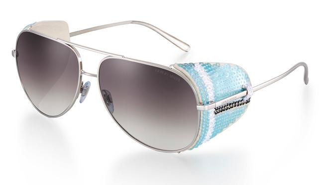 Солнцезащитные очки Giorgio Armani Kaleidoscope