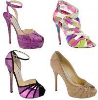 Весенняя коллекция обуви от Jimmy Choo