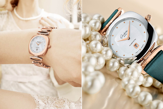 Женские часы Glashütte Original Pavonina