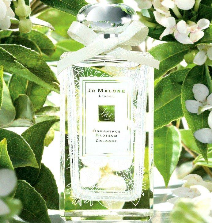 Весенний аромат от Jo Malone