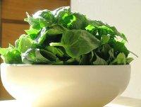 Как готовить шпинат