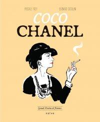 Коко Шанель теперь в комиксах