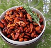 Сладко-острая ореховая смесь