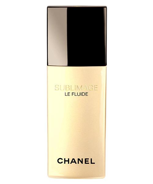 Новый антивозрастной флюид Chanel Sublimage