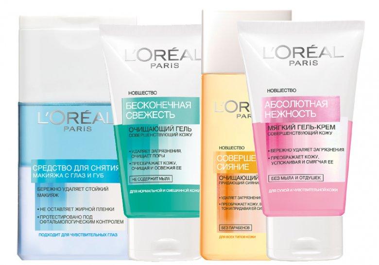 Новая система очищения L`Oréal Paris