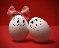 Как выдувать яйца
