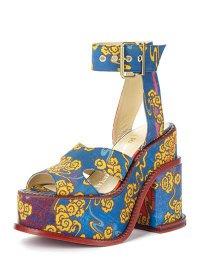Капсульная коллекция обуви от Vivienne Westwood