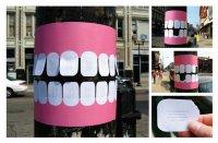 Объявление стоматологической клиники