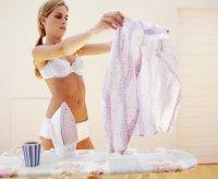 Как отстирать белое белье?