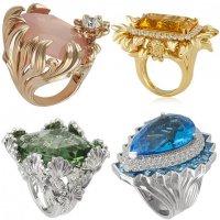 Кольца Versace Atelier Jewellery