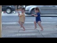 Танцующие дети - хит интернета