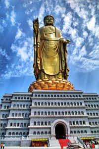 Самые высокие статуи мира: Будда Весеннего Храма
