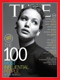 Журнал Time признал Дженнифер Лоуренс одной из самых влиятельных актрис