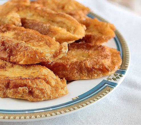 Испанские торрихас на Пасху