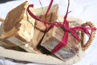 Очищающие плитки для тела с глиной «Тайны Касабланки»