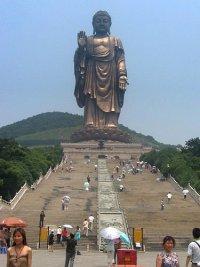 Самые высокие статуи мира: статуя Будды в Уси