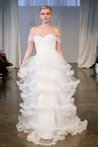 Свадебная мода 2013: Marchesa