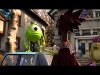Новый трейлер мультфильма «Университет монстров»