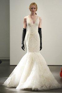 Свадебная мода 2013:  Vera Wang