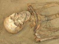 Захоронение вампиров в Дравско