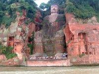 Самые высокие статуи мира: статуя Будды в Лэшане