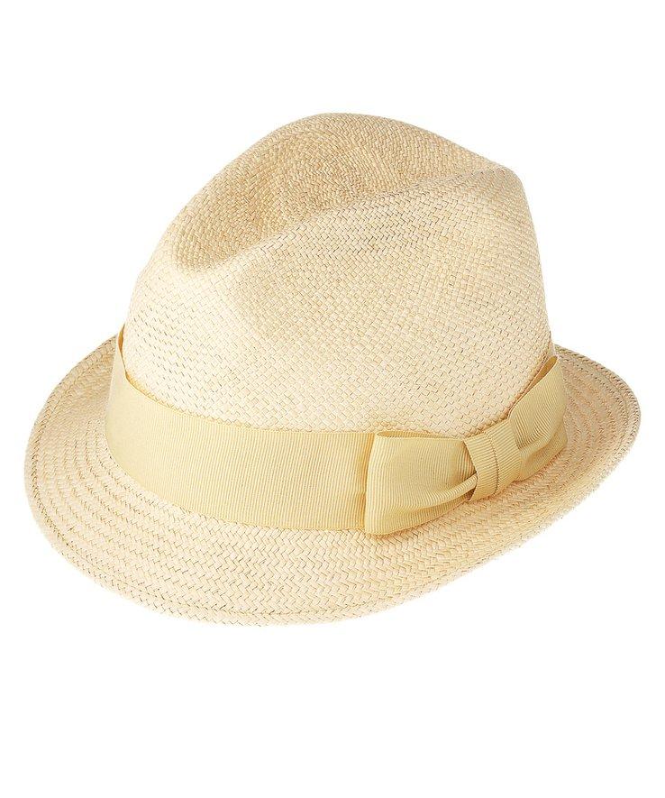 Соломенная шляпа: тренд весны