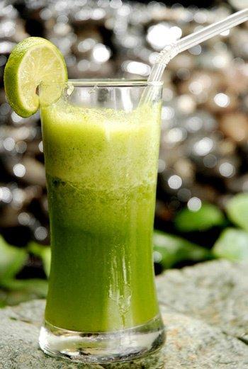 Лечимся соками: капустный сок