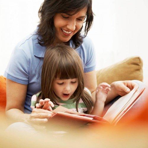 Как сделать детское чтение интересным