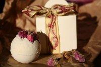 Трюфели для ванной «Винтажные розы»
