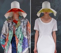 Чем чуднее, тем лучше: шляпы Chalayan
