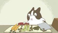 Умилительный мультфильм про омлет