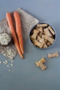 Вкусное и полезное печенье для собак (рецепт прилагается)