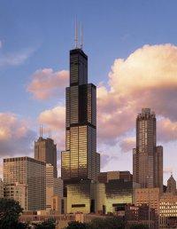 Самые высокие здания мира: Уиллис-тауэр