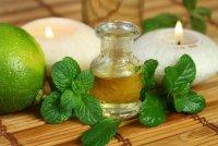 Эфирное масло мяты перечной для похудения