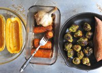 Как готовить овощи: запекаем в духовке