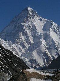 Самые высокие горы: Чогори