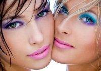 Правила макияжа для широко посаженных глаз