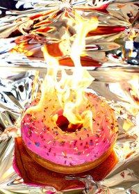 Новый проект Генри Харгривза: сжигание калорий