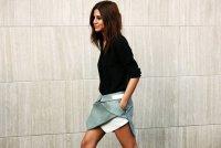 Уроки ассиметричной моды от Кристин Сентенеры