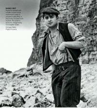 Дэниел Рэдклифф в журнале Vogue июнь 2013