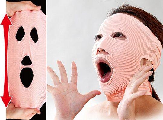 Маска Facewaver Exercise