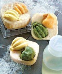 Мыло в форме фруктов: мастер-класс